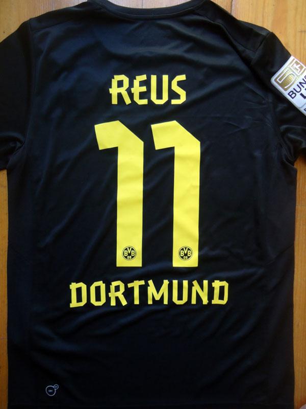 Dortmund printing details