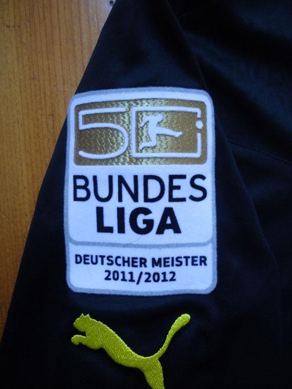Bundesliga Meister badge 11-12