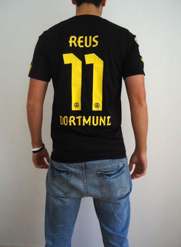 Dortmund jersey customization