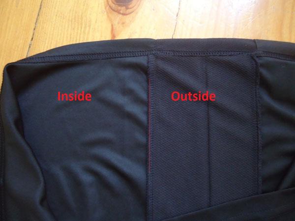 Dortmund fabric detail