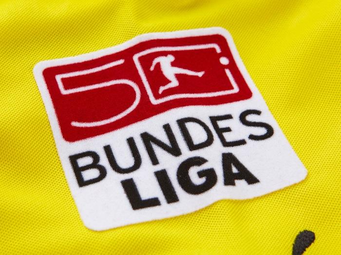 Dortmund home Bundesliga patch