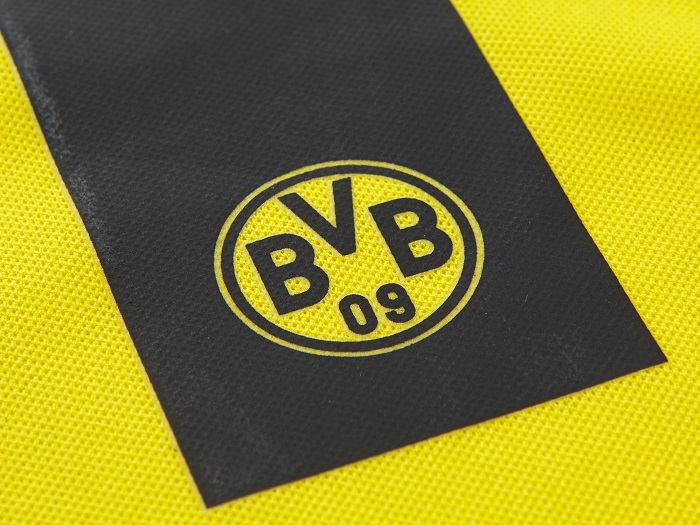 Borussia Dortmund number home club logo