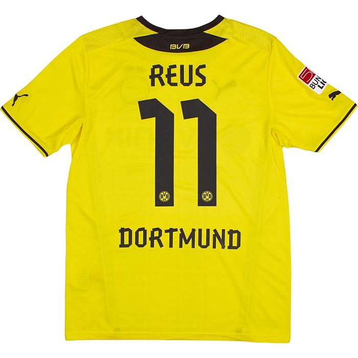 Dortmund home jersey REUS 11