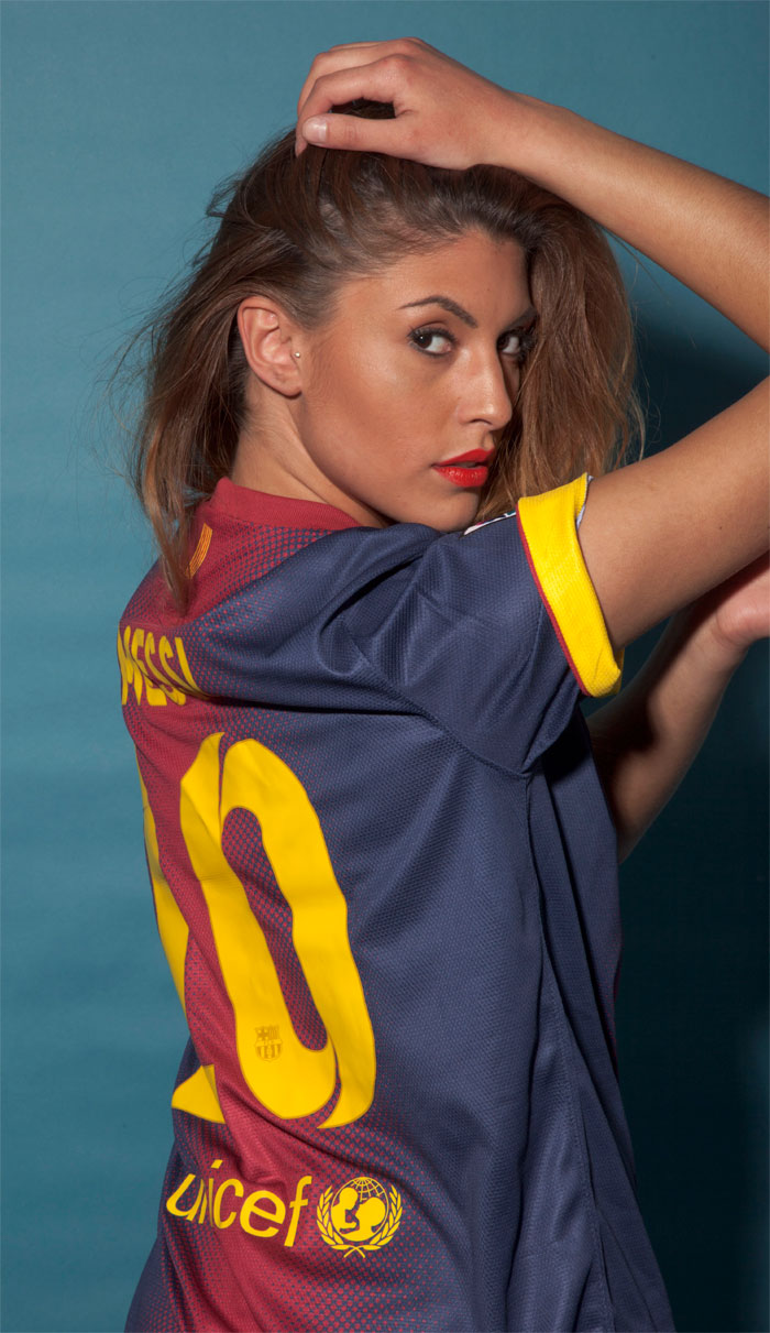 FC Barcelona names and numbers 12-13