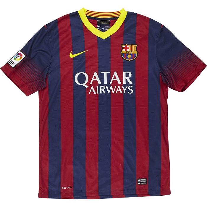 FC Barcelona home jersey 2013/14