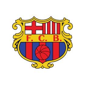 FC Barcelona club logo old