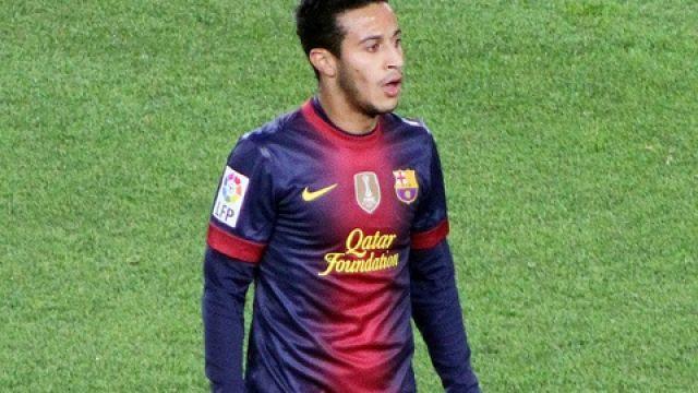 FC Barcelona spiller Thiago