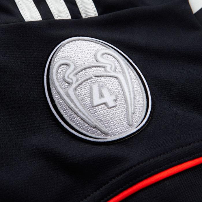 FC Bayern UEFA honours badge