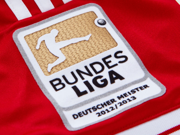 Bayern Munich - 12/13 Champions Patch