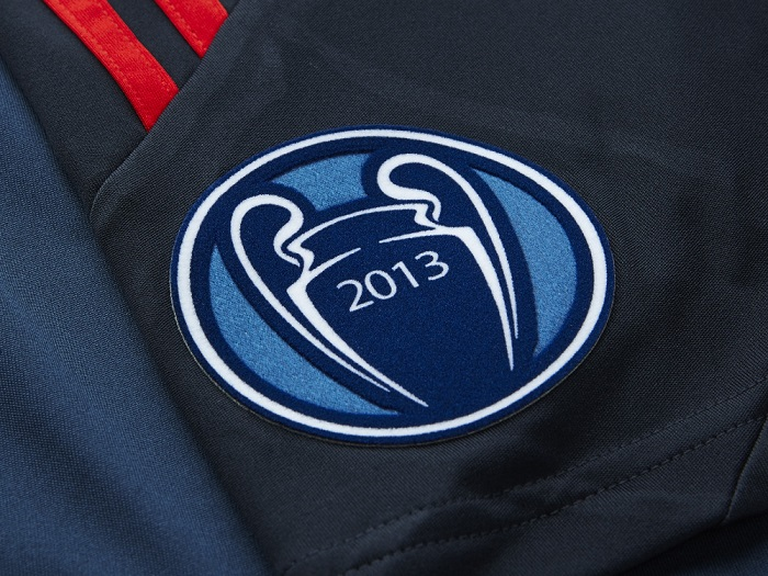 UCL winners badge point in case FC Bayern