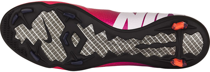 Nike mercurial vapor sål og knopper