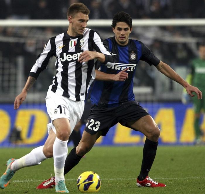 Bendtner 2012 Juventus