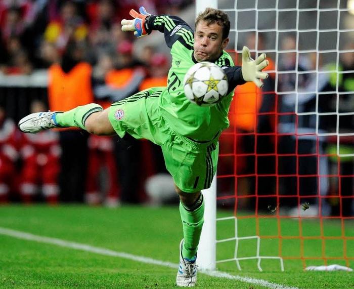 Manuel Neuer FC Bayern 2012