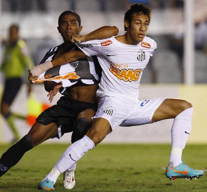 Santos FC 2012 Neymar junior