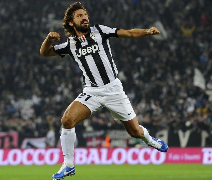 Pirlo Juventus 2012