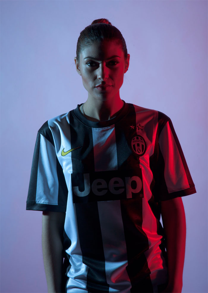Juventus girl shadow warrior