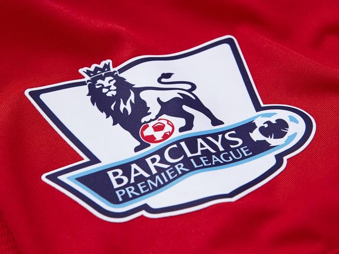 Liverpool home sleeve badge 2013/14