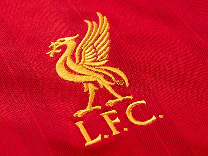 Liverpool club badge LiverBird