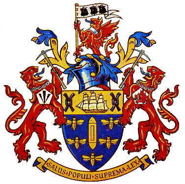 Salford Coat of Arms