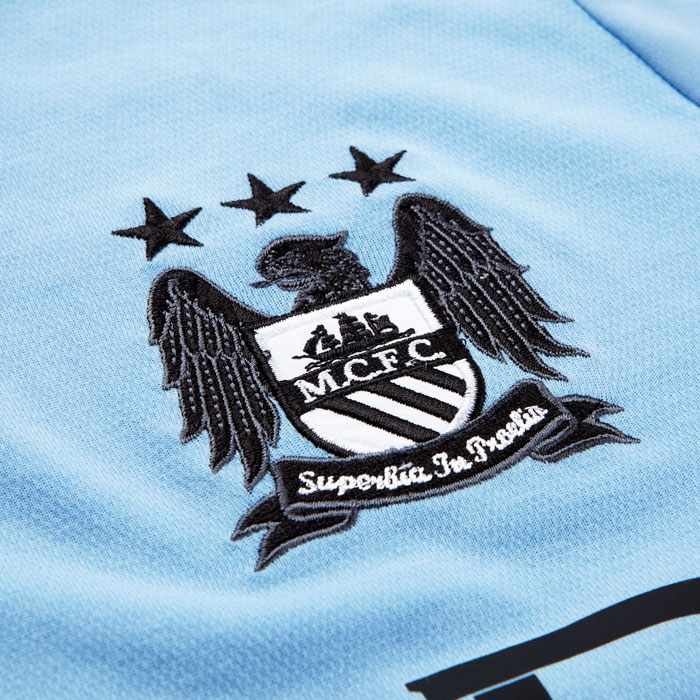 Man City club crest