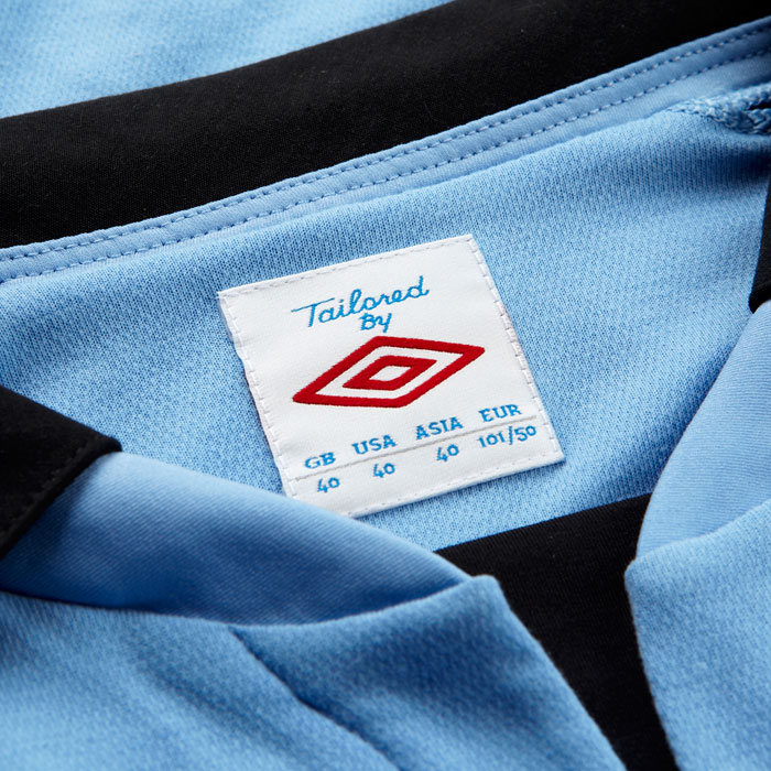 Man City collar look inside