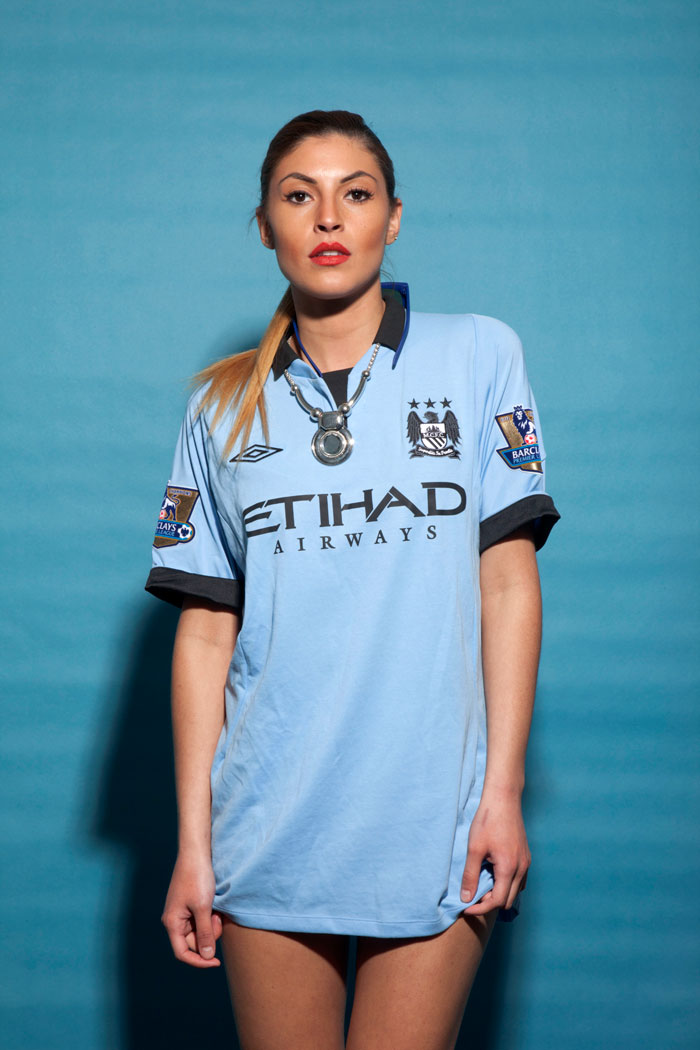 Man City model straight forward