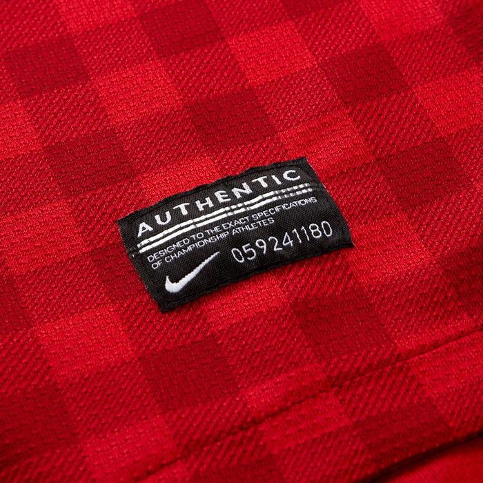 Man United authenticity badge