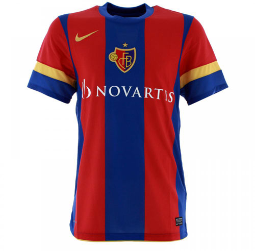 Basel home jersey 2012