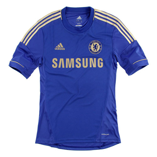 Chelsea home jersey 2012
