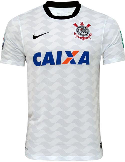 Corinthians home jersey 2012