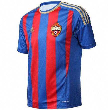 CSKA Moscow home jersey 2012-13