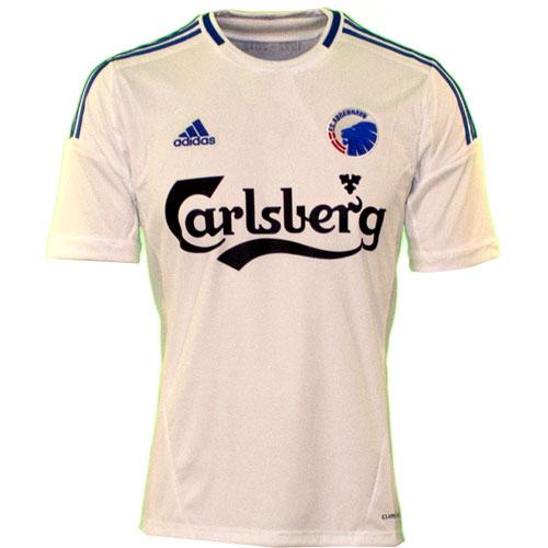 FC Copenhagen home jersey 2012