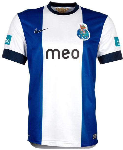 FC Porto home jersey 12