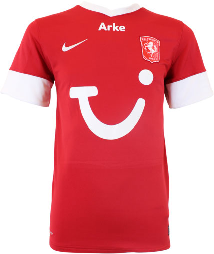 Twente home jersey 2012