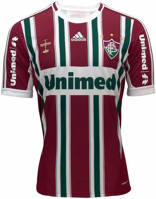 Fluminense home jersey 2012