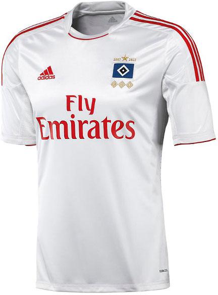 HSV home jersey 2012