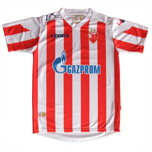 Red Star Belgrade home jersey 2012