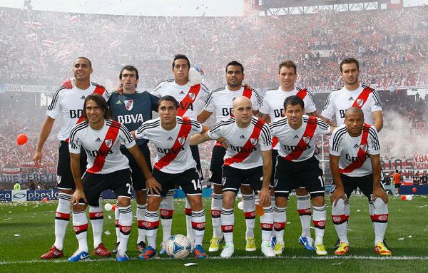 River Plate versus Boca Juniors El Monumental