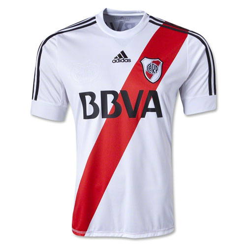 River Plate home jersey 2012