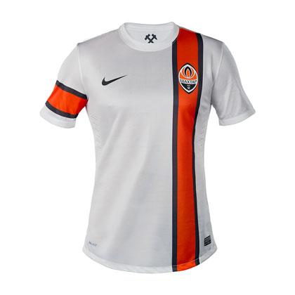 Shakhtar away jersey 2013