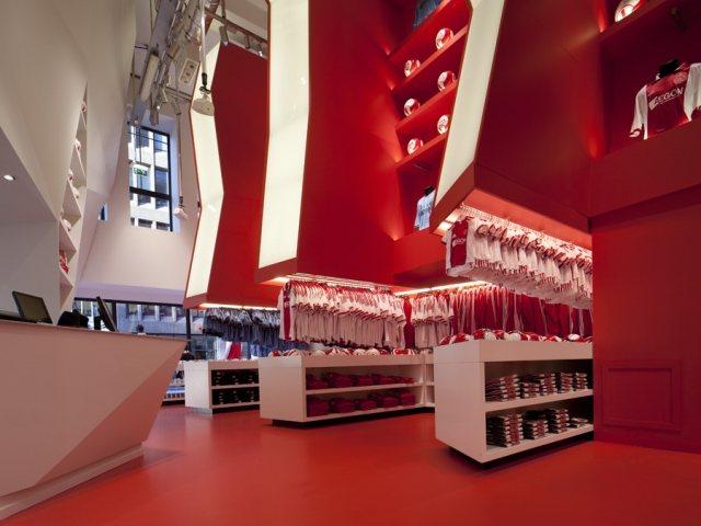 Ajax Retail Space