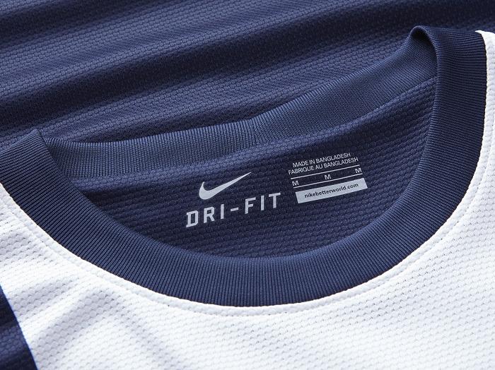 PSG home jersey 13/14 crew collar