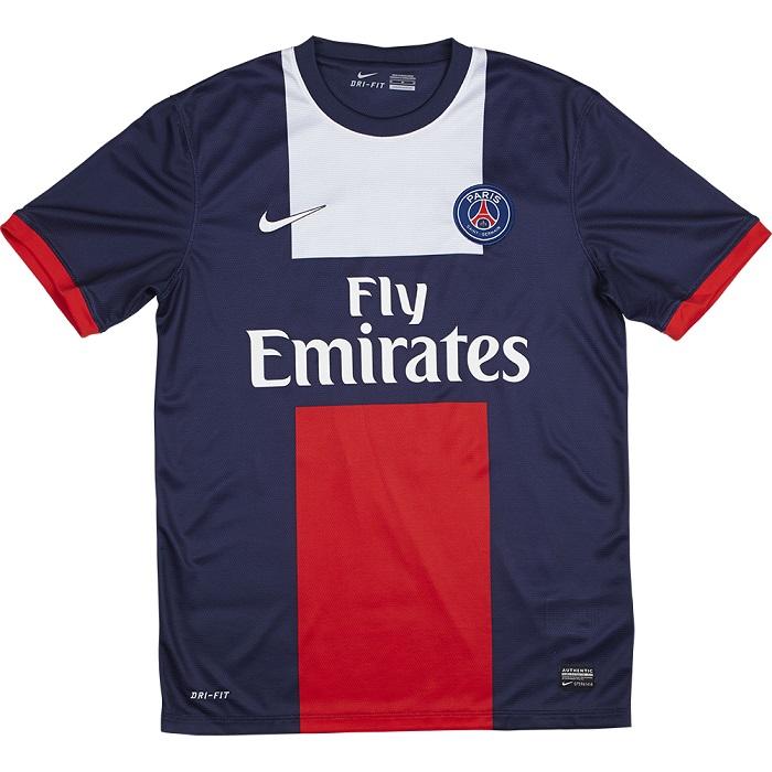 Paris SG home jersey 2013/14