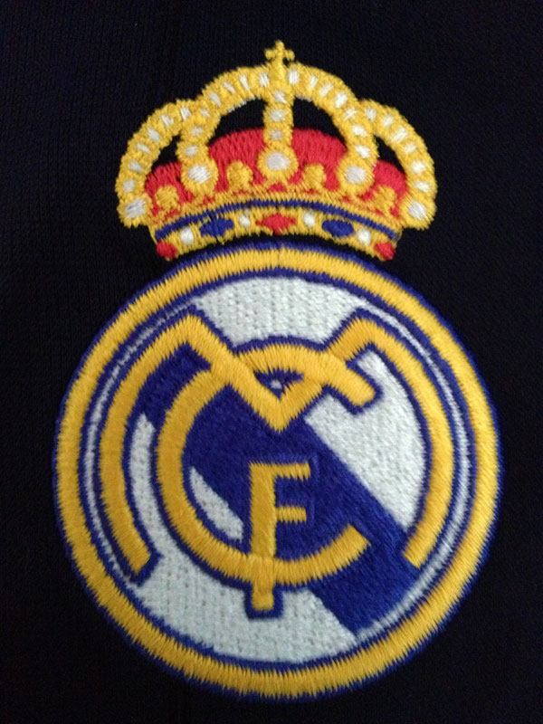 Real Madrid klublogo