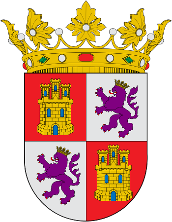 coat of arms Castilia y Leon