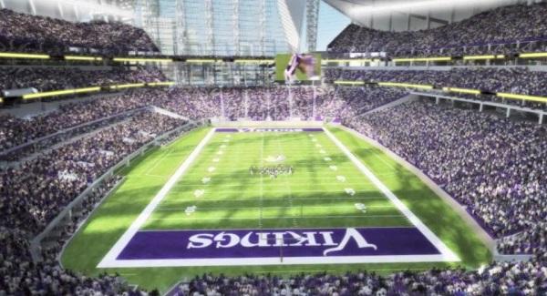 Minnesota Vikings new stadium