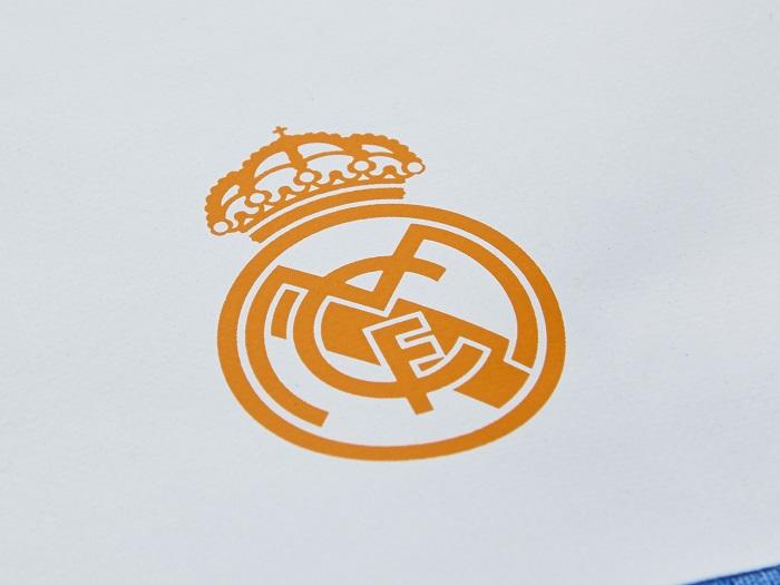 Real Madrid club logo numbers