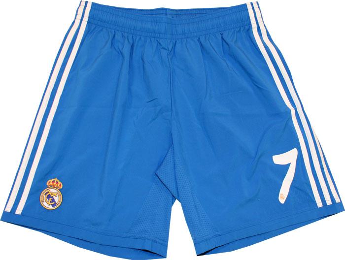 Real Madrid away shorts 2013/14