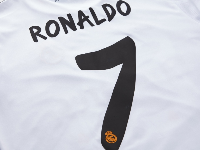 Sporting ID - Real Madrid Ronaldo 7