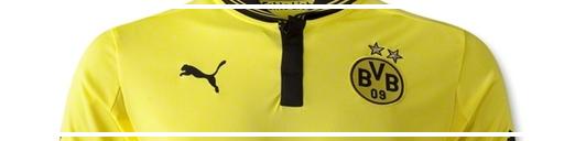 Dortmund home jersey 12-13
